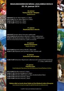 Laulasmaa kool Maailmahariduse-nädal-Laulasmaal-2014-211x300